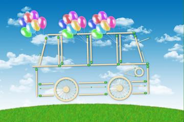 eco friendly bus