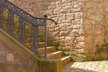 Treppe ©yvonneweis