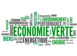 économie verte (protection, environnement, recyclage, énergie)