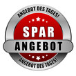 5 Star Button rot SPARANGEBOT ADT ADT