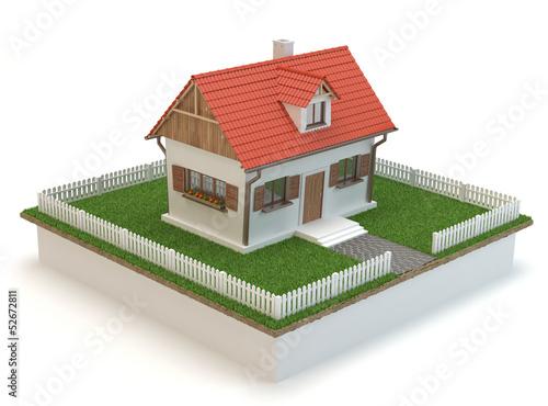 fototapete sweet home 3d fototapeten aufkleber poster leinwandbilder. Black Bedroom Furniture Sets. Home Design Ideas