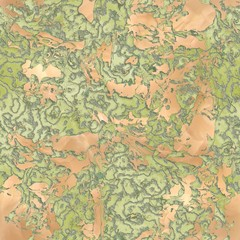 Verdigris. Seamless texture.