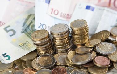 Konzept Geld