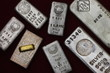 Silver & Gold Bullion Bars (Ingots)