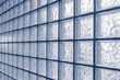 glass block wall - 52680852