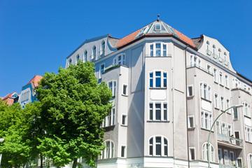 Eckhaus in Berlin - Altbau