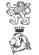 Löwen-Wappen