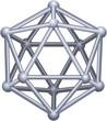 Icosahedron 3D ( Ikosaeder 3D )