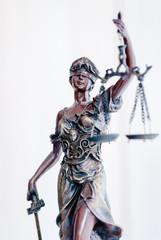 Femida statue