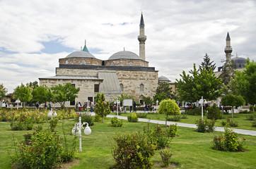 Türkei, Mevlana-Kloster von Konya