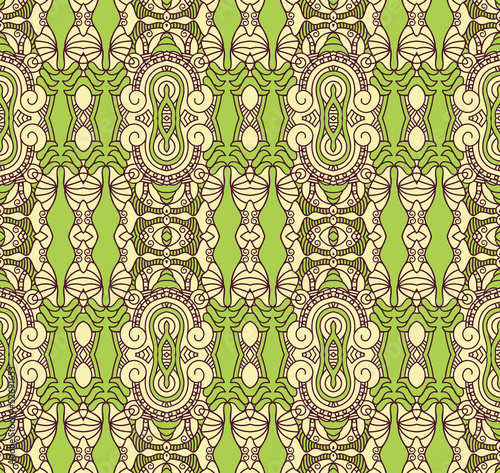 Staande foto Kunstmatig Seamless Colorful Retro Pattern Background