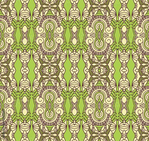 Fotobehang Kunstmatig Seamless Colorful Retro Pattern Background