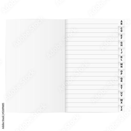 adressbuch I