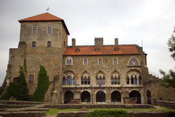 Castle, Tata, Hungary