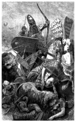Pharaoh Ramses II : Kadesh Battle