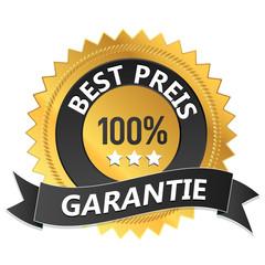 Best Preis Garantie Button