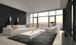 Awesome Modern Loft Living Room | Architecture Interior