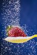 cascata di zucchero semolato