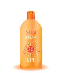 Suntan cream