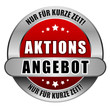 5 Star Button rot AKTIONSANGEBOT NFKZ NFKZ