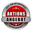 5 Star Button rot AKTIONSANGEBOT JZA AA