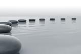 Steine im Wasser - 52704423
