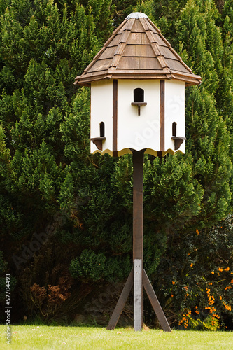 Dovecote decorative garden furniture