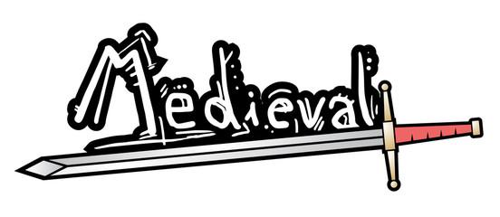 Medieval sword