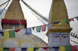 Towers of Boudhanath Stupa