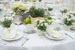 Wedding table, Tafel, Hochzeit, Fest, gedeckter Tisch
