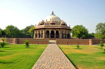 Isa Khan Tomb  in New Delhi