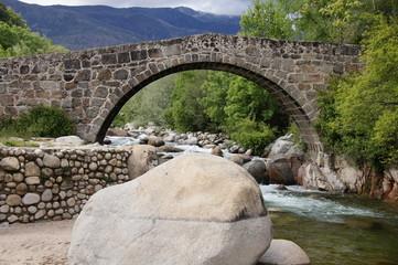 puente romano un ojo Jarandilla de la Vera