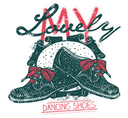 My lovely dancing shoes