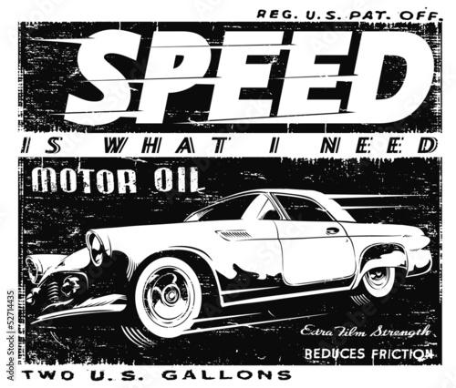 Speed © Tshirt-Factory.com