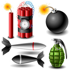 Bomb set