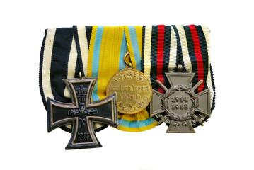 Eisernes Kreuz, Orden, Abzeichen
