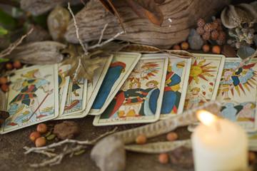 Tarot divination 064
