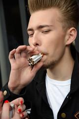 extremal smoker