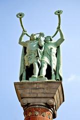 The City Hall in Copenhagen (Kobenhavns Radhus)