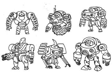Robots part 6