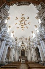 europe, italy, sicily, siracusa, noto, Santa Chiara church