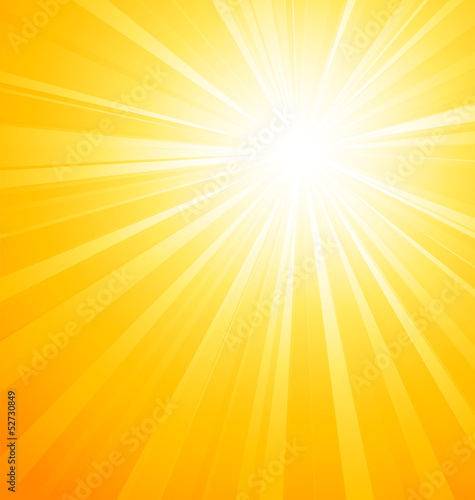 Sunlight sky background