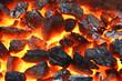 Leinwandbild Motiv Live coals