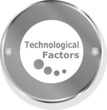 technological factors metallic button