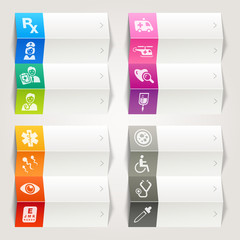 Rainbow - Medical and Healthcare icons
