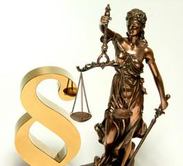 Justitia im Recht 2