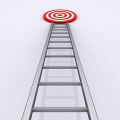 Upwards is the way to success