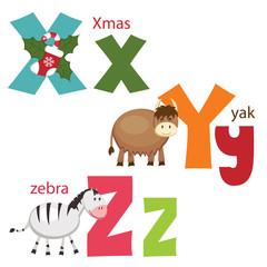Funny alphabet 9