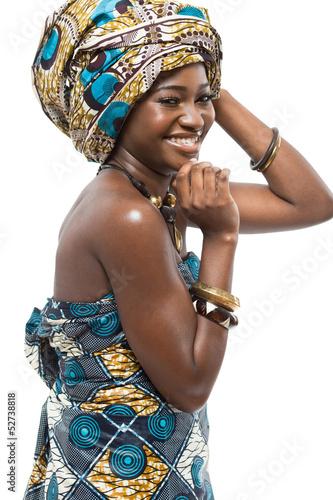 Fototapeten,afrikanisch,frau,jung,schwarz