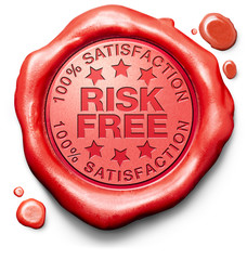 risk free satisfaction